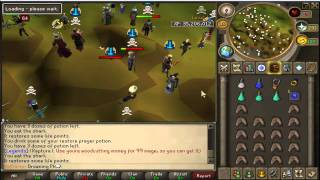 Runescape Pk Commentary Video 30! |Drowning Pk| Pure Pking |Chaotics RAMPAGE|