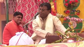 सुपरहिट भजन 2019 SURJAN CHAITANYA  की आवाज में में BHAGWAT KATHA (प्रोगराम  शेखूपुर)