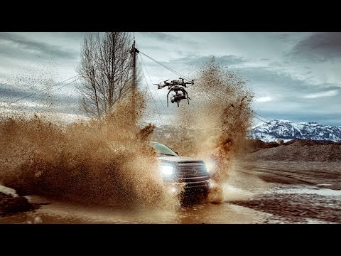 Brain Farm shoots first-ever Ultra HD Phantom Flex4k drone footage