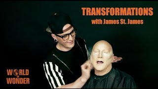 The Vivienne and James St. James - Transformations