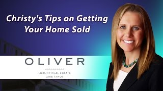 Truckee Real Estate Agent: Christy's tips on getting your home sold