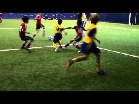FC Westchester vs Stamford Hurricanes second half part 1