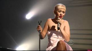 Christina Aguilera - I Love You Porgy Live (Grammy Nominations Concert 2008) HD