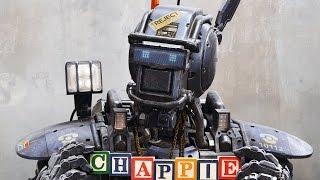 Робот по имени Чаппи (2015)— русский трейлер