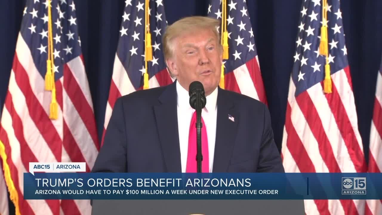Valley CPA weighs in on what COVID-19 executive orders could mean for Arizonans