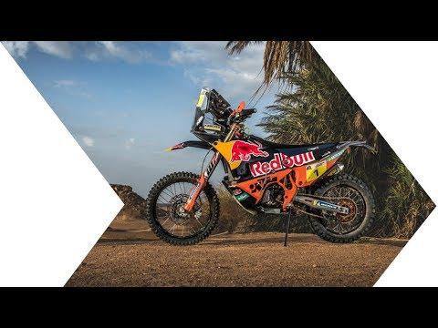 KTM IS READY TO RACE DAKAR 2018 | KTM