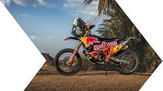 KTM IS READY TO RACE DAKAR 2018 | KTM