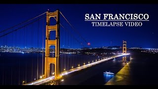 San Francisco 2016 - Timelapse - 4K Video(Best if viewed large (4K is available for you). Day-night time-lapse of foggy San Francisco city. Most popular landmarks and hidden gems of cultural, commercial, ..., 2016-08-13T10:21:57.000Z)