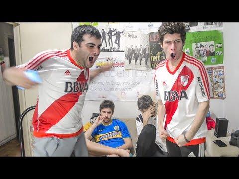 River 4 Atlanta 1   Copa Argentina 2017   Reacciones Amigos