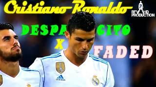 Cristiano Ronaldo •►Despacito X Faded • 2018  HD
