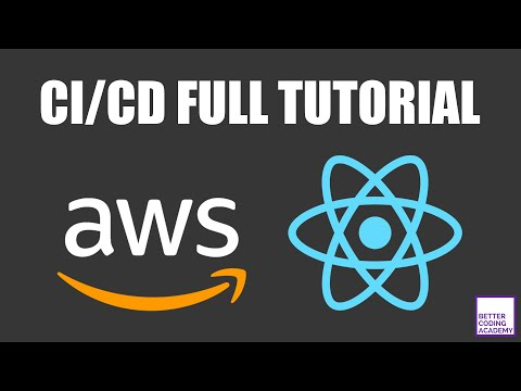 Build a CI/CD Pipeline for a React App | AWS CodePipeline Full Tutorial | Code With Me!