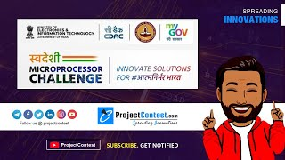 Microprocessor Challenge by Miety and IIT Madras I Startup Contest