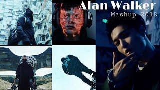 Darkside X Sheep X Ignite X Alone X Faded X Force X All Falls Down (Alan Walker Mashup 2018)[TRE]