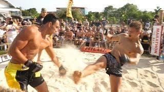 RUSSIAN BOXER vs POLAND FIGHTER !!! MMA Rematch !!!!