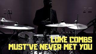Luke Combs - Must've Never Met You