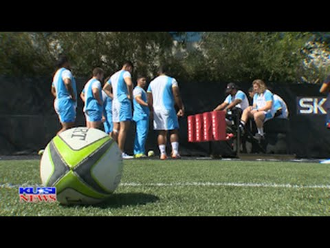 PRO Rugby's San Diego Team Ready for First Match