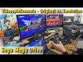 Videospielkonsole - Original vs. Windows 10 Emulation - Sega Mega Drive - Genesis - [4K]