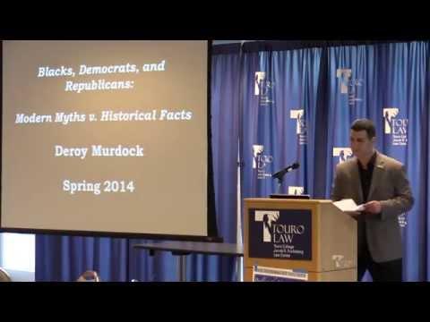 BLSA and Federalist Society Guest Speaker: Deroy Murdock