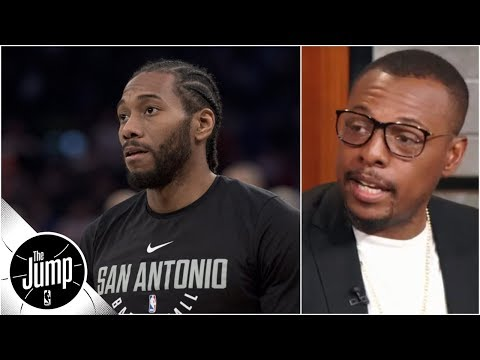 Is Kawhi Leonard a top3 player when healthy? If not, who is?  The Jump  ESPN