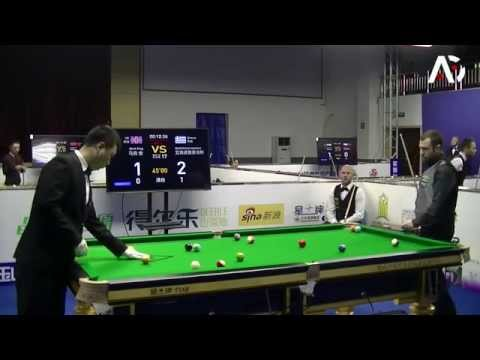 2015 Chinese 8-Ball World Championship - Mark King vs Nick Ekonomopoulos