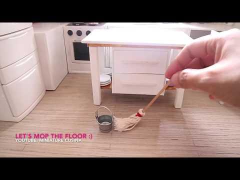 S1 EP10: MINIATURE KITCHEN TOUR [ASMR] ミニチュアキッチンツアー    Pelancongan Dapur Miniatur  微型廚房之旅