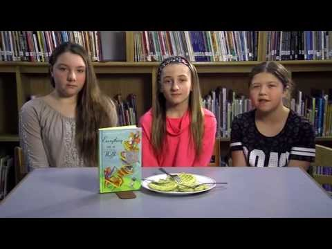 Homework Hotline Book Review: Everything On A Waffle