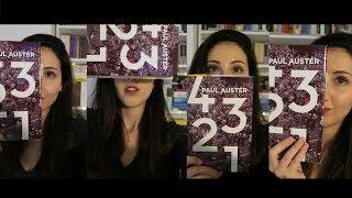 Video 4 3 2 1 di Paul Auster...a ruota libera! download MP3, 3GP, MP4, WEBM, AVI, FLV November 2017