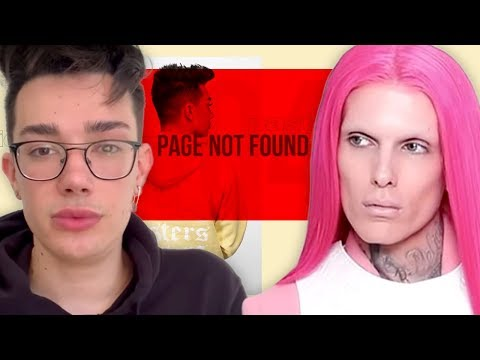Jeffree Star SHUTS DOWN James Charles Merch + Nikita Dragun Receipts