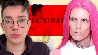 Jeffree Star SHUTS DOWN James Charles Merch + Nikita Dragun Receipts!