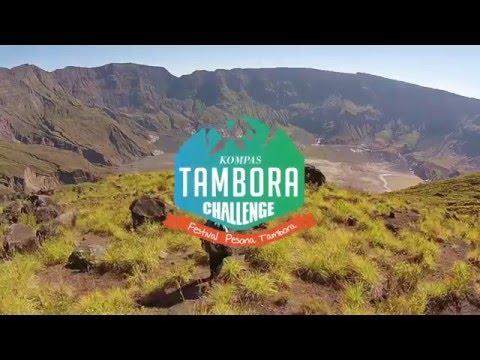 Tambora Challenge - Festival Pesona Tambora