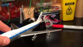 Video Unboxing New KLM model of 747-200 1:300 download MP3, 3GP, MP4, WEBM, AVI, FLV Agustus 2018