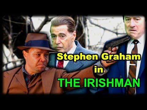 Stephen Graham as Tony Pro  The Dark Horse of Martin Scorsese's The Irishman