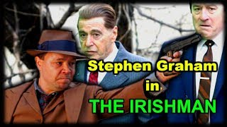 Stephen Graham as Tony Pro | The Dark Horse of Martin Scorsese's The Irishman