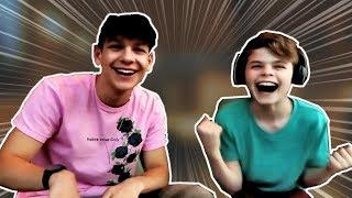 Whisper (Headphone) Challenge with Merrick Hanna & Nathan Triska
