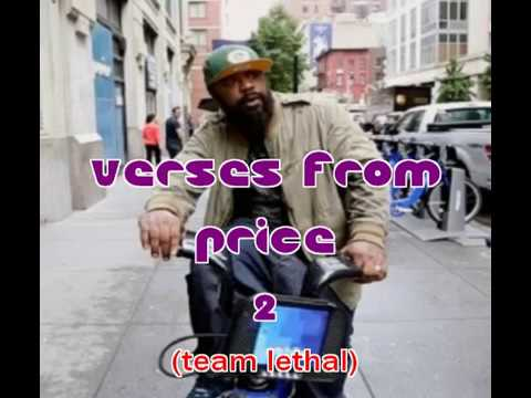 Sean Price - Verses From Price Vol:2 mixed by lezlethal