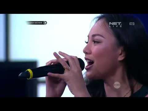 Ternyata Angela Vero Tidak Bisa Bikin Lagu Dengan Menggunakan Bahasa Indonesia  (4/5)