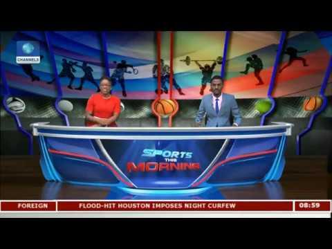 Update On US Open, Ferguson On Football Transfer Window Pt.1  Sports This Morning 