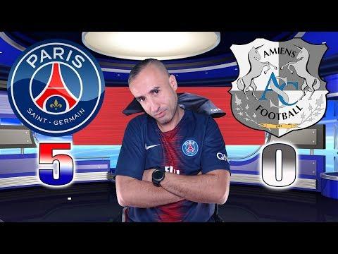 PARIS SG 5-0 AMIENS - Azéd Stories -