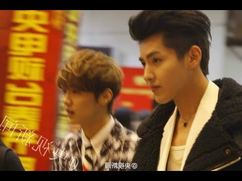 wu yi fan and luhan meet up after they quit exorbitant