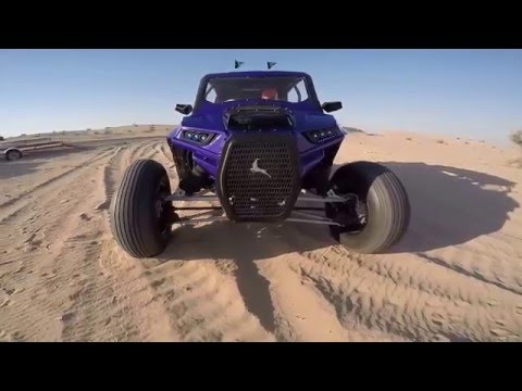 Ghazal Edition (Custom made) Polaris RZR XP1000