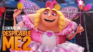 Despicable Me 2 | Gru Celebrates Agnes' Birthday!
