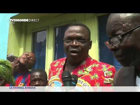 Jean-Pierre Bemba  de retour au Congo