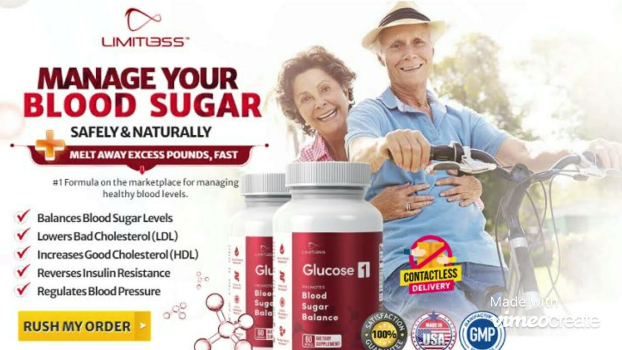 Limitless Glucose 1 (Glucose1) - Reviews! Read My Real Experience! - YouTube