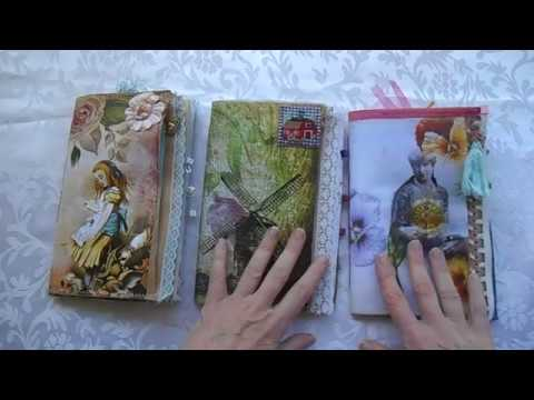 Paper Bag Journals- Themed