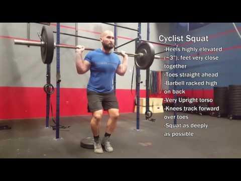 Cyclist Squat