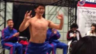 Repeat youtube video 2014年FC東京ファン感謝祭新加入選手トークショー