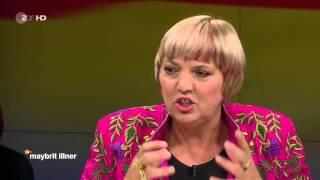 Claudia Roth: Deutschland, du Stück scheiße! Deutschland verrecke!