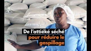 Burkina Faso: De l'attiéké séché pour réduire le gaspillage