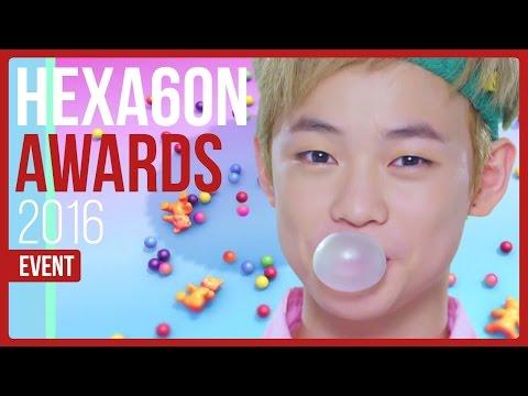 2016 HEXA6ON KPOP AWARDS WINNERS! THANK YOU FOR VOTING!