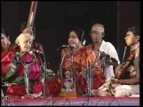 Ksheera Sagara MS Subbulakshmi mayamalavagowla